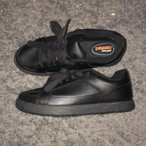 Other - Like new safety step shoes work shoe black nonslip